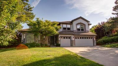 El Dorado Hills Single Family Home For Sale: 3008 Cooley Court
