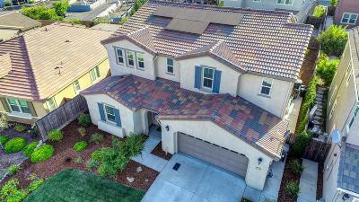 Rocklin Single Family Home For Sale: 5606 Saratoga Circle