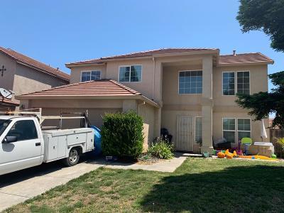 Stockton Single Family Home For Sale: 3922 Pamela Lane