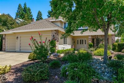 Rocklin CA Single Family Home For Sale: $549,000