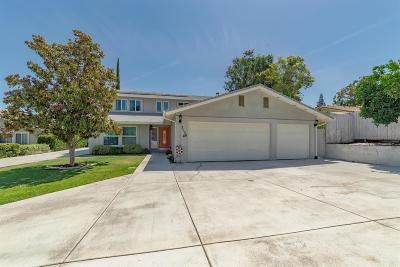 Citrus Heights Single Family Home For Sale: 7130 Mathis Court