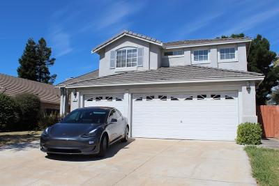 Tracy Single Family Home For Sale: 1471 Velasquez Lane