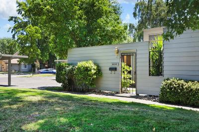 Stockton Single Family Home For Sale: 3626 Mill Springs Drive