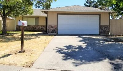 Sacramento Single Family Home For Sale: 8305 Hayfield Circle