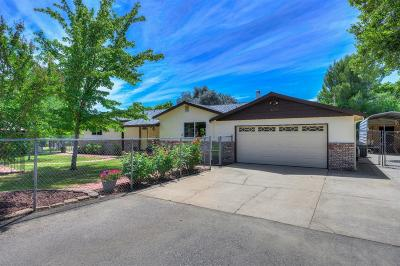 Orangevale Single Family Home For Sale: 6711 Wyatt Lane