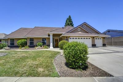 Sutter County Single Family Home For Sale: 1461 Coats Drive