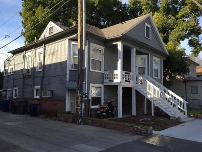 Sacramento Multi Family Home For Sale: 914 26th Street