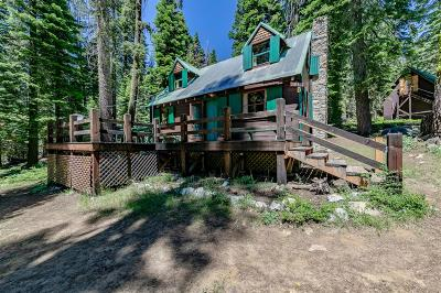 El Dorado County Single Family Home For Sale: 18 Fir Road