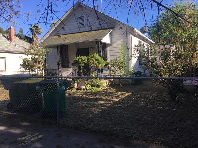 Stockton Single Family Home For Sale: 644 East 4th. Street