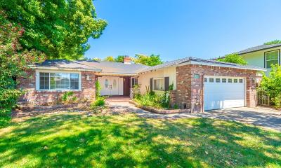 Stockton Single Family Home For Sale: 1845 Sheridan Way