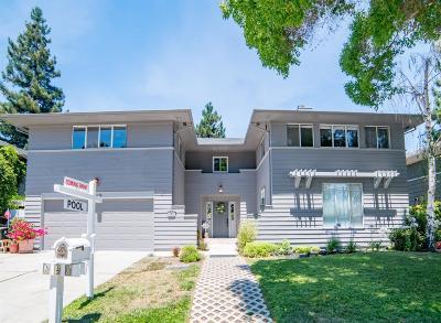 Santa Clara County Single Family Home For Sale: 240 Sleeper Avenue