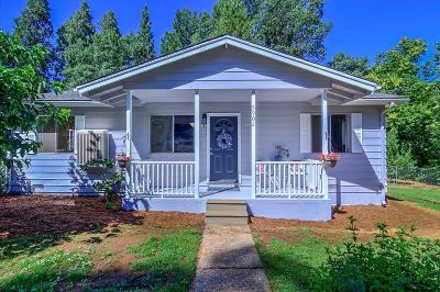 Placer County Single Family Home For Sale: 5902 Pond Drive