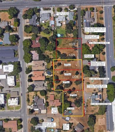 Sacramento Residential Lots & Land For Sale: 1229 Michael Lane