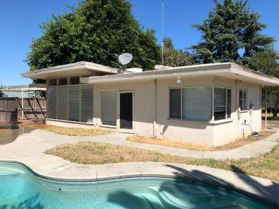 Merced County Single Family Home For Sale: 11460 Walnut Avenue