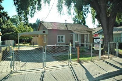 West Sacramento Single Family Home For Sale: 625 Jasmine Ave