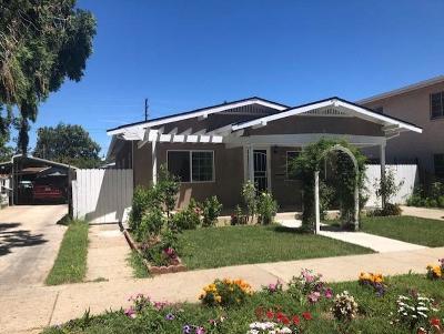 Lodi Single Family Home For Sale: 333 East Elm Street