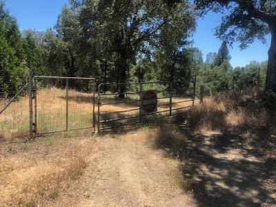 Fiddletown Residential Lots & Land For Sale: Cedar Pines Drive