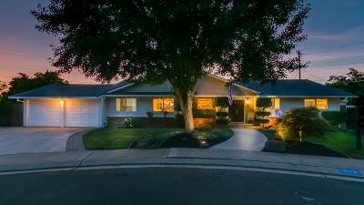 Modesto Single Family Home For Sale: 613 Westchester Court