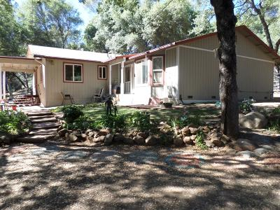 Grass Valley Single Family Home For Sale: 13584 Woodlake Rd
