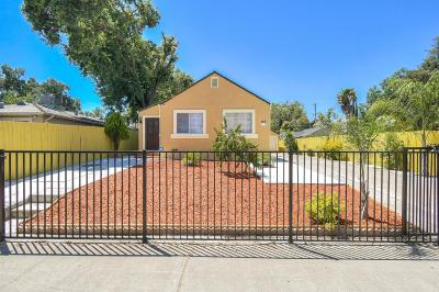 Sacramento Single Family Home For Sale: 146 Santiago Avenue