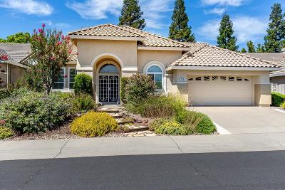 Sun City, Sun City Roseville Single Family Home For Sale: 409 Burnt Cedar Court