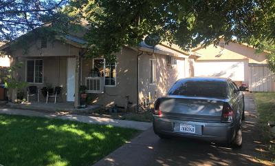 Stockton Single Family Home For Sale: 2036 Michael Avenue