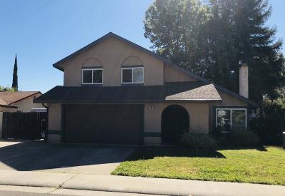 Rancho Cordova Single Family Home For Sale: 2164 Tiber River Drive