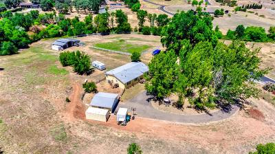 Rescue Single Family Home For Sale: 2621 Fria Springs Road