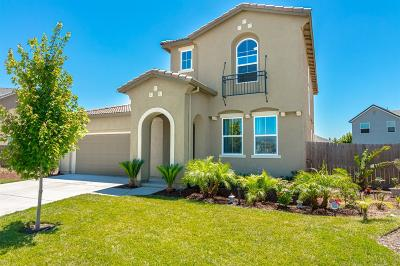 Manteca CA Single Family Home For Sale: $478,888