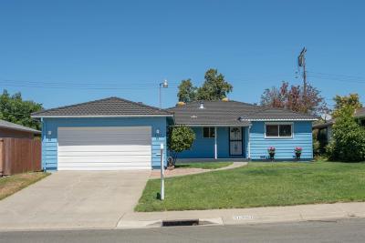 Rancho Cordova Single Family Home For Sale: 10369 Newton Way