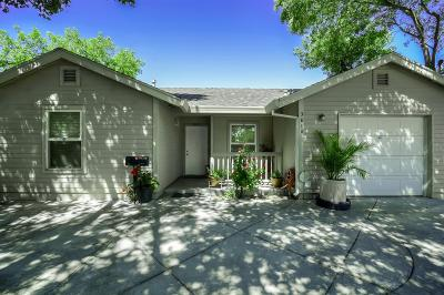 Sacramento Single Family Home For Sale: 3810 13th Avenue