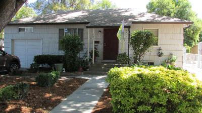 Sacramento County Multi Family Home For Sale: 741 McClatchy Way