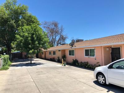 Modesto Multi Family Home For Sale: 1117 Roselawn Avenue