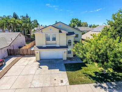 Stockton Single Family Home For Sale: 3751 Zeally Lane