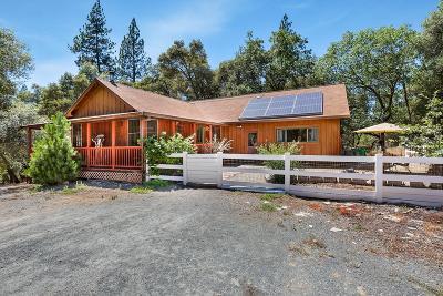 Garden Valley CA Single Family Home For Sale: $415,000
