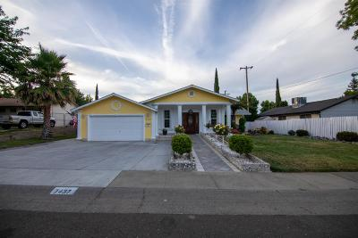 Citrus Heights Single Family Home For Sale: 7437 Kanai Avenue
