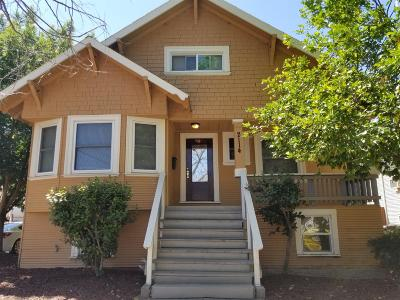 Sacramento County Single Family Home For Sale: 2114 9th Street