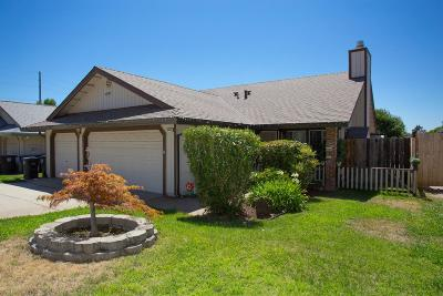 Citrus Heights Single Family Home For Sale: 6437 San Stefano Street
