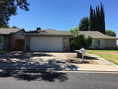 Manteca CA Single Family Home For Sale: $399,900