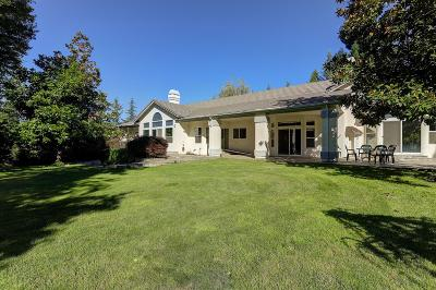 Grass Valley Single Family Home For Sale: 11167 Weatherly Place