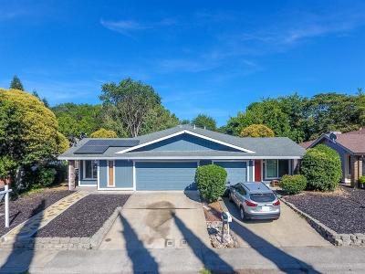 Rocklin Single Family Home For Sale: 3320 Meadow Way