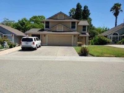 Citrus Heights Single Family Home For Sale: 4845 Meadow Pass Way