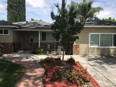 Modesto Single Family Home For Sale: 1409 Oakwood