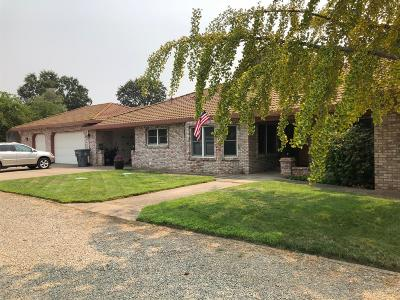 Roseville Single Family Home For Sale: 2875 Baseline Road