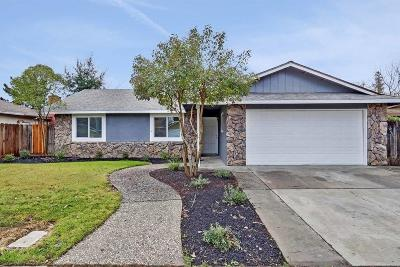 Modesto CA Single Family Home For Sale: $279,000