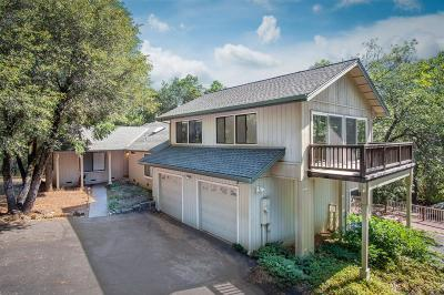 Grass Valley Single Family Home For Sale: 14147 Manion Canyon Road