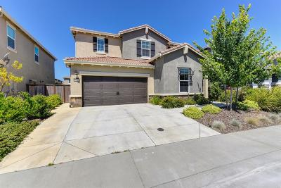 Roseville Single Family Home For Sale: 2549 Mead Way