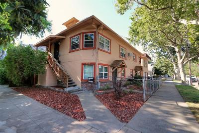 Sacramento Multi Family Home For Sale: 324 29th Street