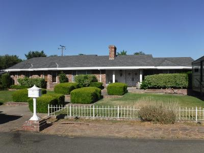 Stockton Single Family Home For Sale: 8436 Terrace Drive