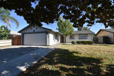Stockton Single Family Home For Sale: 2146 Valmora Drive